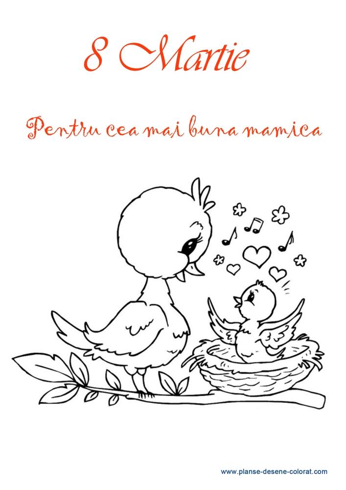 Ziua Mamei, 8 Martie -