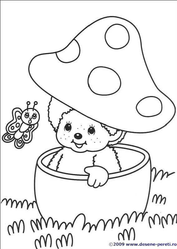 Desene De Colorat Pt Copii Idea Gallery