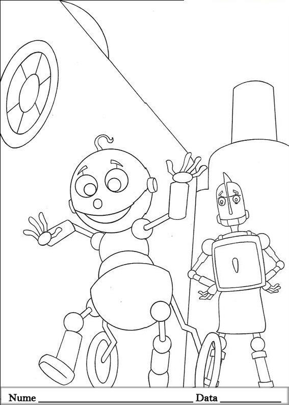 ROBOTS  (15)