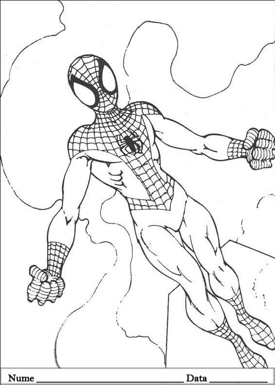 SPIDERMAN  (23)