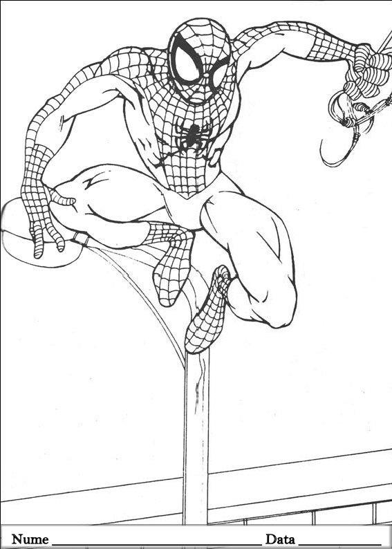 SPIDERMAN  (4)
