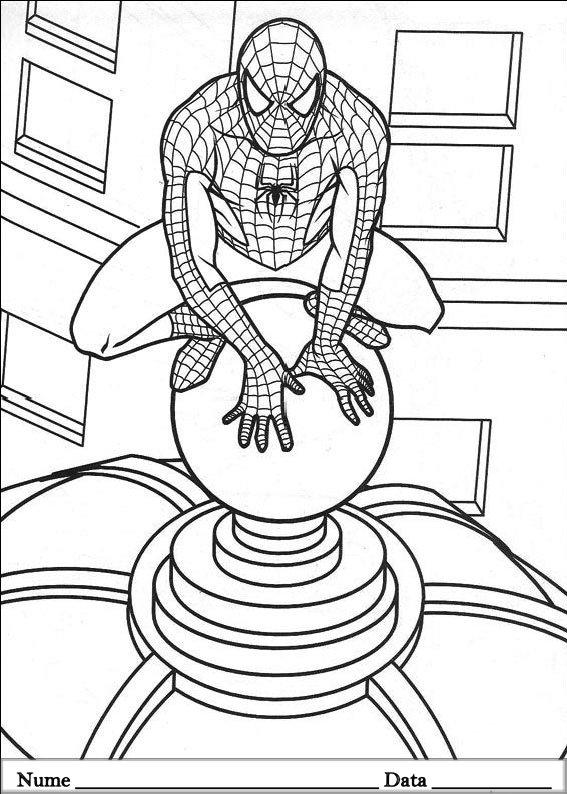 SPIDERMAN  (40)