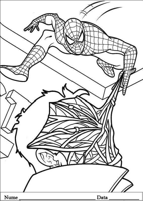 SPIDERMAN  (52)