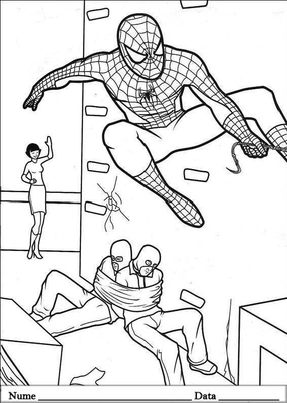 SPIDERMAN  (55)